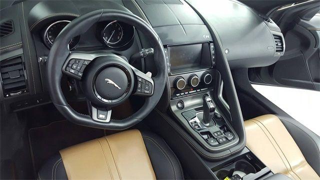 2016 Jaguar F-TYPE R in McKinney Texas, 75070