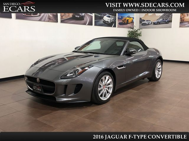 2016 Jaguar F-TYPE in San Diego, CA 92126