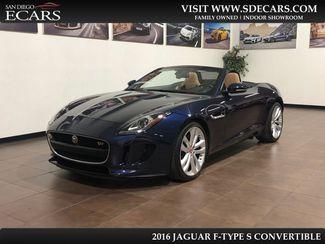 2016 Jaguar F-TYPE S in San Diego, CA 92126