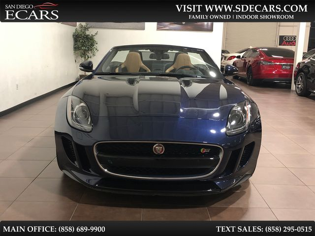 2016 Jaguar F-TYPE S in San Diego, CA 92126
