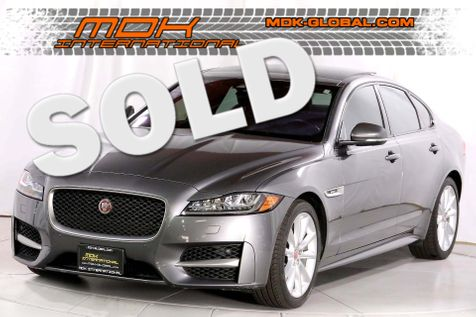 2016 Jaguar XF 35t R-Sport - Panoramic roof - Back up cam - Tech in Los Angeles