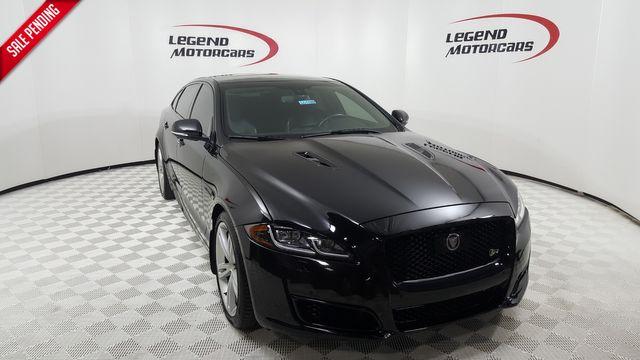 2016 Jaguar XJ XJR