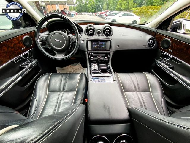 2016 Jaguar XJ R-Sport Madison, NC 21