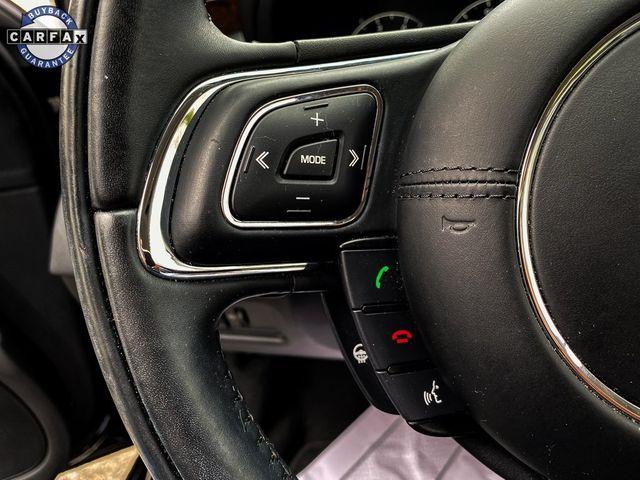2016 Jaguar XJ R-Sport Madison, NC 30