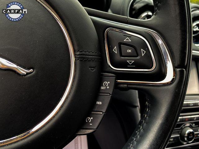 2016 Jaguar XJ R-Sport Madison, NC 31