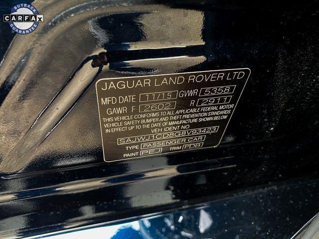 2016 Jaguar XJ R-Sport Madison, NC 44
