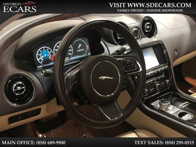 2016 Jaguar XJ R-Sport in San Diego, CA 92126