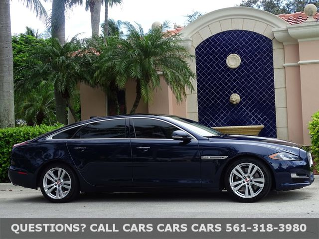 2016 Jaguar XJ XJL Portfolio in West Palm Beach, Florida 33411