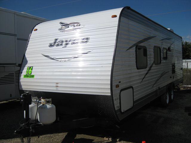 2016 Jayco Jayflight SLX 264 BHW Odessa, Texas 1