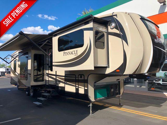 2016 Jayco Pinnacle 38FLSA  in Surprise-Mesa-Phoenix AZ