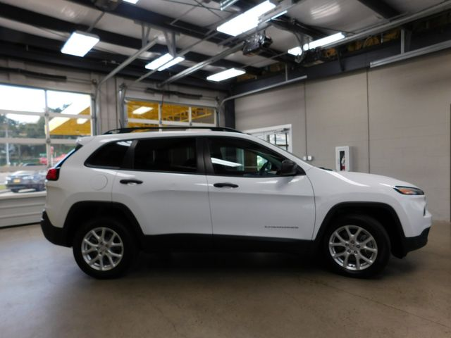 2016 Jeep Cherokee Sport in Airport Motor Mile ( Metro Knoxville ), TN 37777