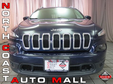 2016 Jeep Cherokee Latitude in Akron, OH