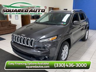 2016 Jeep Cherokee Latitude in Akron, OH 44320