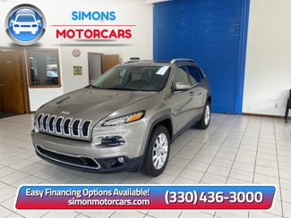 2016 Jeep Cherokee Limited in Akron, OH 44320