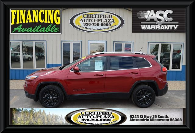 2016 Jeep Cherokee Latitude in  Minnesota