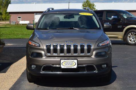 2016 Jeep Cherokee Limited 4x4 in Alexandria, Minnesota