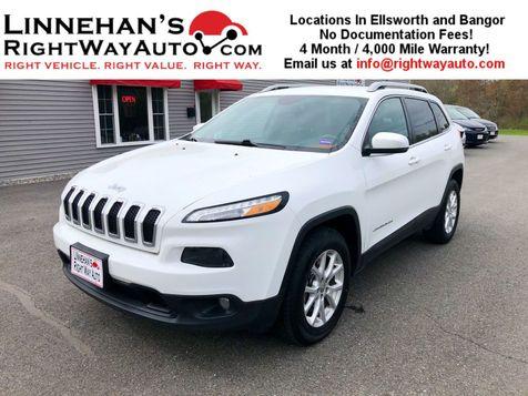 2016 Jeep Cherokee Latitude in Bangor