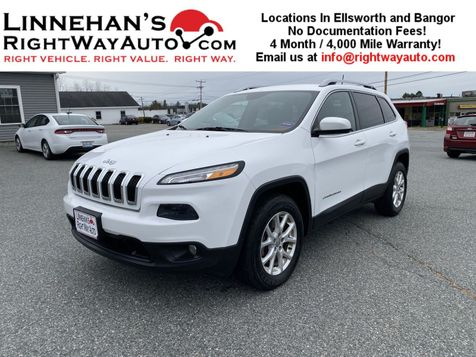 2016 Jeep Cherokee Latitude in Bangor