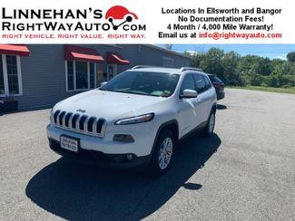 2016 Jeep Cherokee Latitude in Bangor, ME 04401