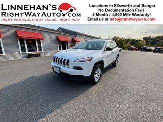 2016 Jeep Cherokee Sport in Bangor, ME 04401
