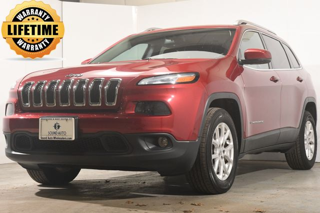 2016 Jeep Cherokee Latitude w/ Blind Spot/ Heated Seats/ Safety Tech