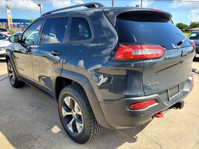 2016 Jeep Cherokee Trailhawk in Brownsville, TX 78521