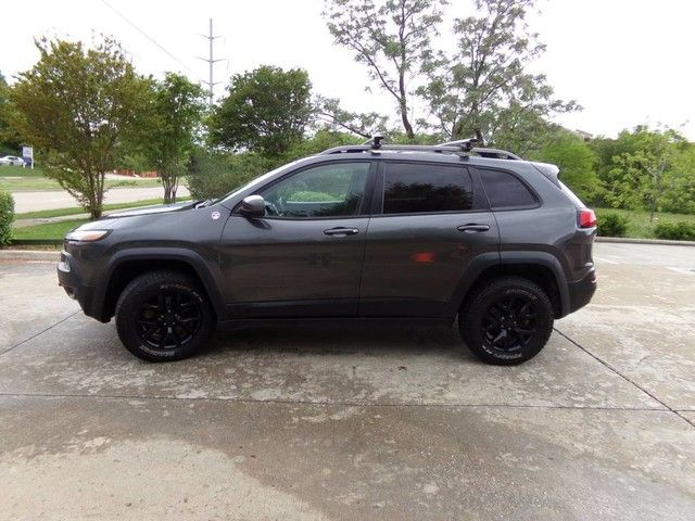 2016 Jeep Cherokee Trailhawk in Carrollton, TX 75006