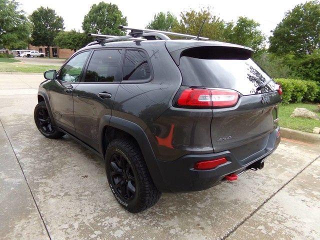 2016 Jeep Cherokee Trailhawk in Carrollton, TX 75006