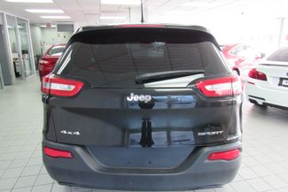 2016 Jeep Cherokee Sport Chicago, Illinois 8