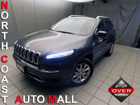2016 Jeep Cherokee Limited in Cleveland, Ohio