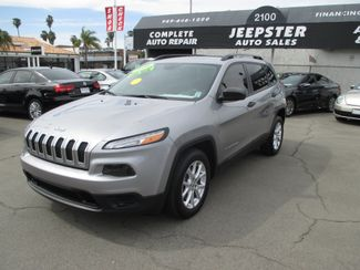 2016 Jeep Cherokee Sport in Costa Mesa California, 92627