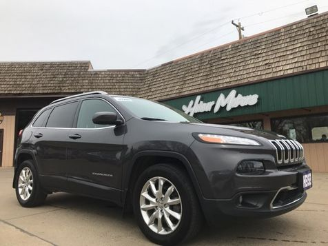 2016 Jeep Cherokee Limited in Dickinson, ND
