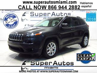 2016 Jeep Cherokee Latitude in Doral FL, 33166