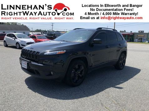 2016 Jeep Cherokee Altitude in Bangor