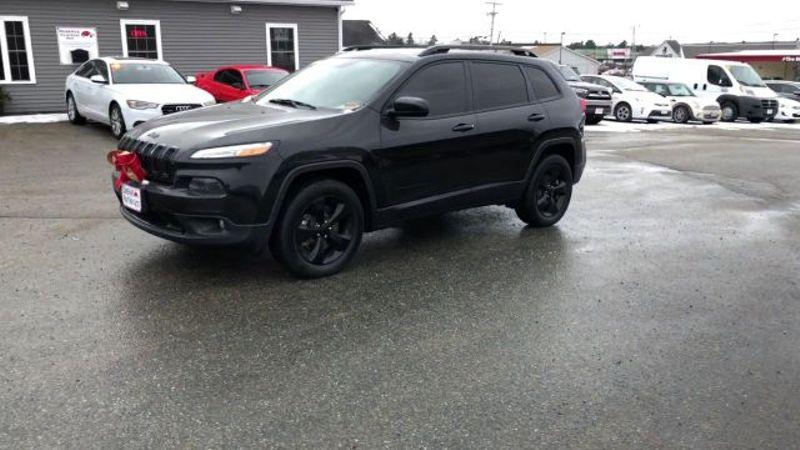2016 Jeep Cherokee Altitude  in Bangor, ME