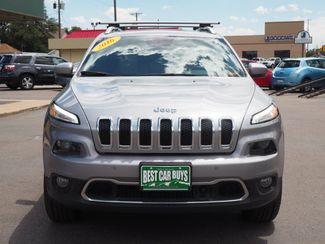 2016 Jeep Cherokee Limited Englewood, CO 1