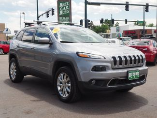 2016 Jeep Cherokee Limited Englewood, CO 2
