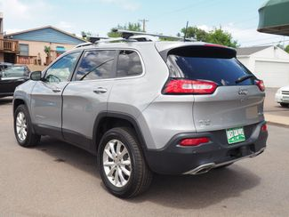 2016 Jeep Cherokee Limited Englewood, CO 7