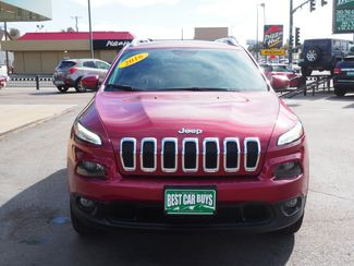 2016 Jeep Cherokee Latitude Englewood, CO 1
