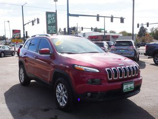 2016 Jeep Cherokee Latitude Englewood, CO 2