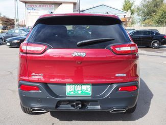 2016 Jeep Cherokee Latitude Englewood, CO 6