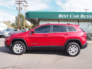 2016 Jeep Cherokee Latitude Englewood, CO 8