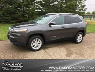 2016 Jeep Cherokee Latitude Farmington, MN 0