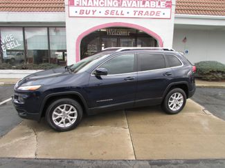 2016 Jeep Cherokee Latitude 4WD in Fremont, OH 43420