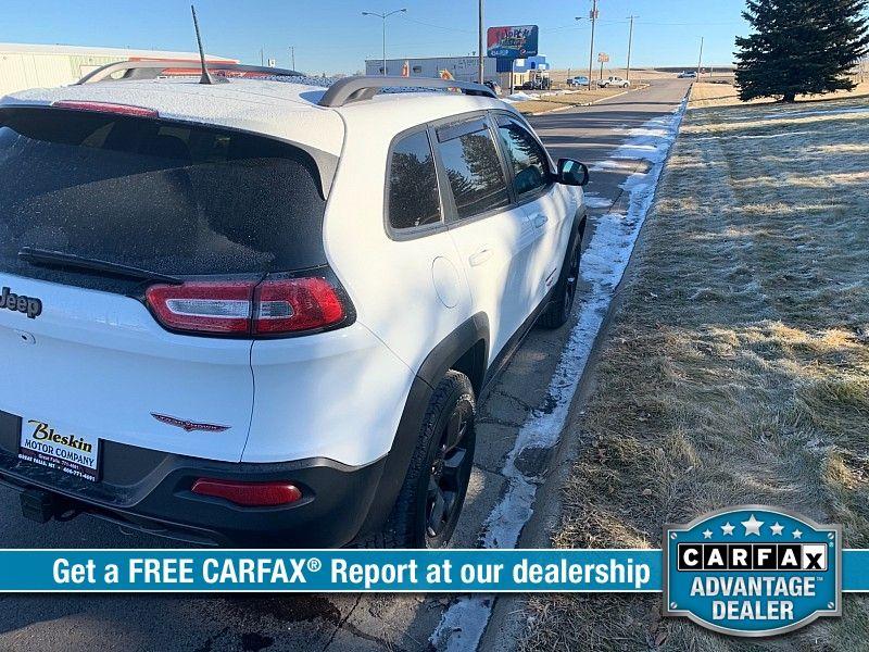 2016 Jeep Cherokee 4d SUV 4WD Trailhawk V6  city MT  Bleskin Motor Company   in Great Falls, MT