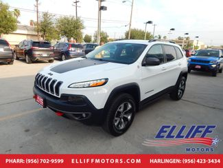 2016 Jeep Cherokee Trailhawk in Harlingen, TX 78550