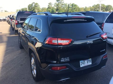 2016 Jeep Cherokee Limited - John Gibson Auto Sales Hot Springs in Hot Springs, Arkansas