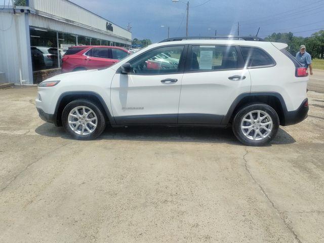 2016 Jeep Cherokee Sport Houston, Mississippi 2
