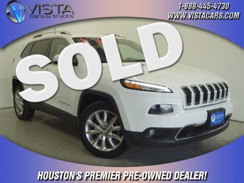 2016 Jeep Cherokee Limited in Houston, Texas