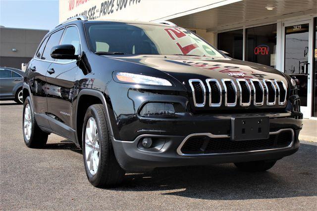 2016 Jeep Cherokee Limited in Jonesboro AR, 72401